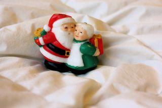 Santa & mrs