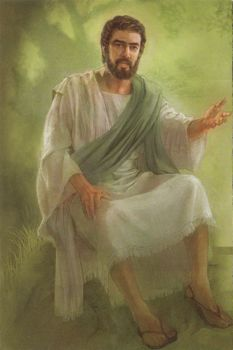 JesusGetsAHaircut