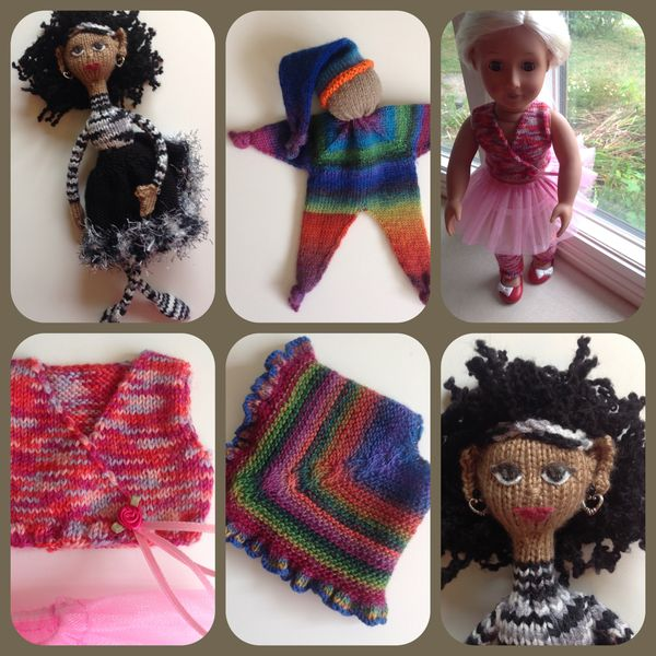 KnittingDollsAndDollchothes
